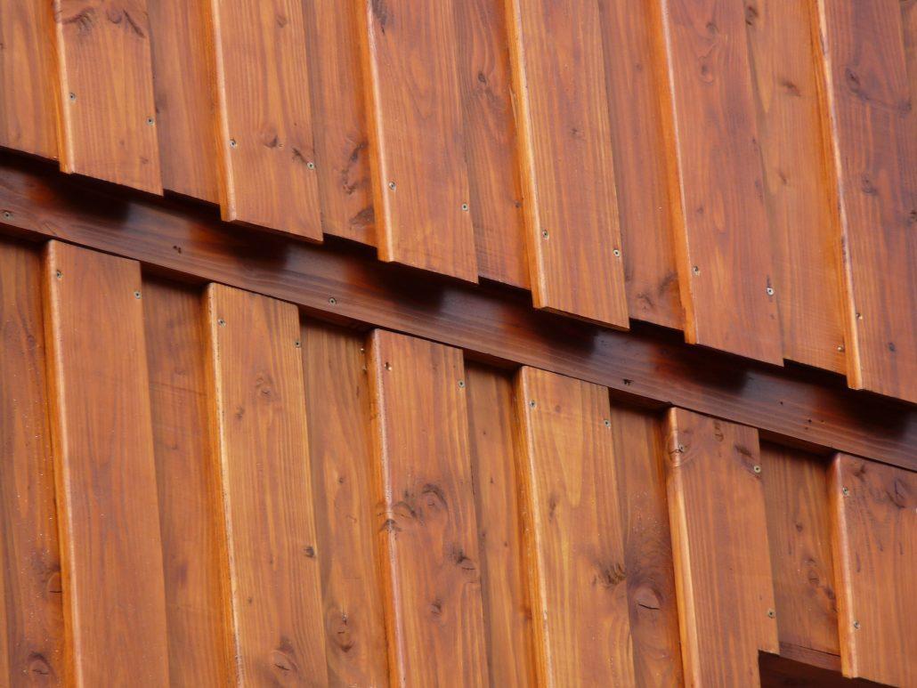 Boden-Deckel-Verkleidung (2) Detailansicht Übergang