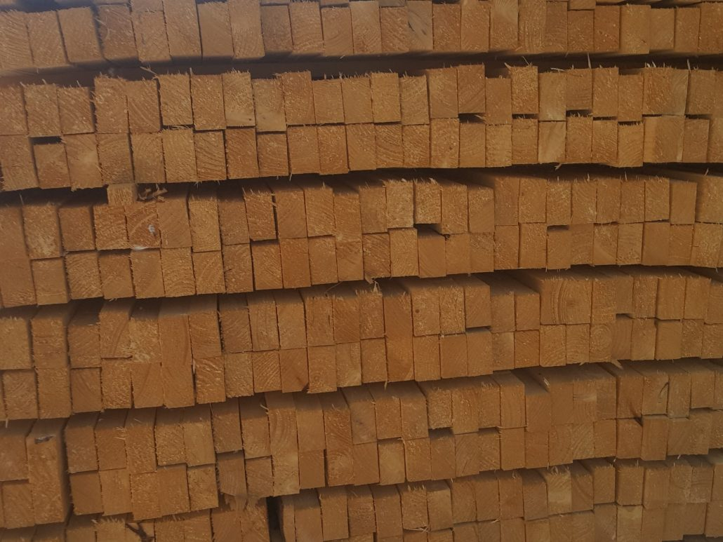 Holzhandel, Latten