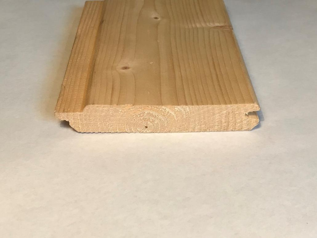 Holzhandel, Fichte Torbrett 20x121 mm